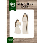 Echo Park - Christmas Cheer Collection - Designer Dies - Holy Family