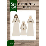 Echo Park - Christmas Cheer Collection - Designer Dies - Three Wise Men