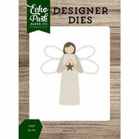 Echo Park - Christmas Cheer Collection - Designer Dies - Angel