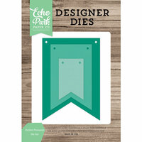 Echo Park - Designer Dies - Perfect Pennants