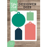 Echo Park - Designer Dies - Gift Tags