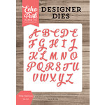 Echo Park - Designer Dies - Holly Uppercase