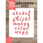 Echo Park - Designer Dies - Holly Lowercase