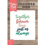 Echo Park - Designer Dies - Love Always Word