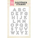 Echo Park - Clear Acrylic Stamps - Carter