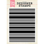 Echo Park - Clear Acrylic Stamps - Stripe A2