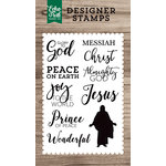 Echo Park - Clear Acrylic Stamps - Glory to God