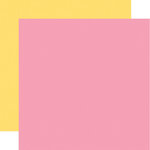 Echo Park - Easter Wishes Collection - 12 x 12 Double Sided Paper - Pink
