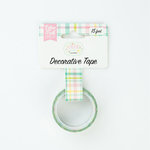 Echo Park - Easter Wishes Collection - Decorative Tape - Easter Plaid
