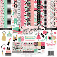 Echo Park - Fashionista Collection - 12 x 12 Collection Kit