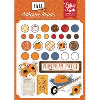 Echo Park - Fall Collection - Self Adhesive Brads
