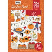 Echo Park - Fall Collection - Sticker Book