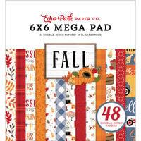 Echo Park - Fall Collection - 6 x 6 Mega Paper Pad