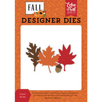 Echo Park - Fall Collection - Designer Dies - Leaves