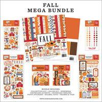 Echo Park - Fall Collection - 12 x 12 Mega Bundle