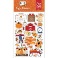 Echo Park - Fall Collection - Puffy Stickers