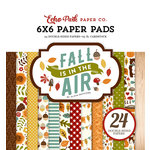 Echo Park - Fall is in the Air Collection - 6 x 6 Paper Pad