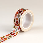 Echo Park - Fall is in the Air Collection - Decorative Tape - Multi Leaves