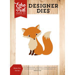 Echo Park - Fall is in the Air Collection - Designer Dies - Mister Fox