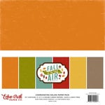 Echo Park - Fall is in the Air Collection - 12 x 12 Paper Pack - Solids