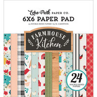 Echo Park - Farmhouse Kitchen Collection - 6 x 6 Paper Pad