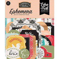Echo Park - Farmhouse Kitchen Collection - Ephemera