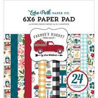 Echo Park - Farmer's Market Collection - 6 x 6 Paper Pad