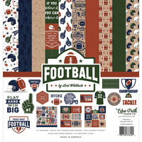 Echo Park - Football Collection - 12 x 12 Collection Kit