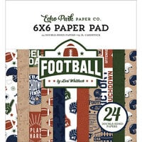 Echo Park - Football Collection - 6 x 6 Paper Pad