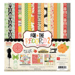 Echo Park - For the Record 2 Collection - Tailored - 12 x 12 Collection Kit