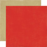 Echo Park - For the Record 2 Collection - Tailored - 12 x 12 Double Sided Paper - Red
