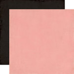 Echo Park - For the Record 2 Collection - Tailored - 12 x 12 Double Sided Paper - Pink
