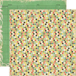 Echo Park - For The Record Collection - 12 x 12 Double Sided Paper - Fabric Store