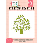 Echo Park - Forward With Faith Collection - Designer Dies - Family Tree