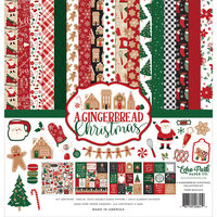 Echo Park - A Gingerbread Christmas Collection - 12 x 12 Collection Kit