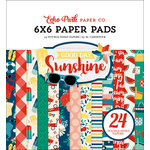 Echo Park - Good Day Sunshine Collection - 6 x 6 Paper Pad