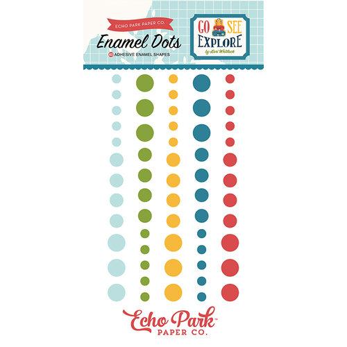 Echo Park - Go See Explore Collection - Enamel Dots