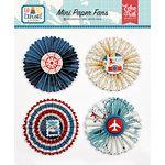 Echo Park - Go See Explore Collection - Mini Paper Fans