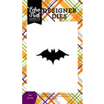 Echo Park - Halloween Collection - Designer Dies - Bat