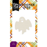 Echo Park - Halloween Collection - Designer Dies - Ghost
