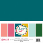Echo Park - Have Faith Collection - 12 x 12 Paper Pack - Solids