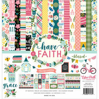 Echo Park - Have Faith Collection - 12 x 12 Collection Kit