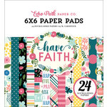 Echo Park - Have Faith Collection - 6 x 6 Paper Pad