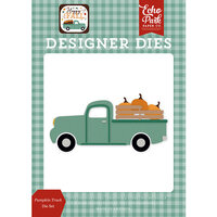 Echo Park - Happy Fall Collection - Designer Dies - Pumpkin Truck