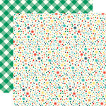 Echo Park - Happy Birthday Boy Collection - 12 x 12 Double Sided Paper - Confetti Explosion