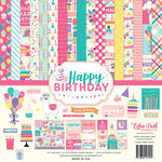 Echo Park - Happy Birthday Girl Collection - 12 x 12 Collection Kit