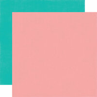 Echo Park - Happy Birthday Girl Collection - 12 x 12 Double Sided Paper - Pink