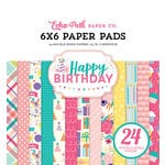 Echo Park - Happy Birthday Girl Collection - 6 x 6 Paper Pad