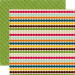 Echo Park - Happy Camper Collection - 12 x 12 Double Sided Paper - Trailblazer