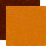 Echo Park - Happy Camper Collection - 12 x 12 Double Sided Paper - Orange